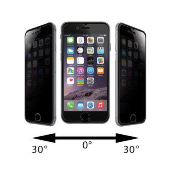 iPhone 6 kaitseklaas privaatsusfiltriga 2