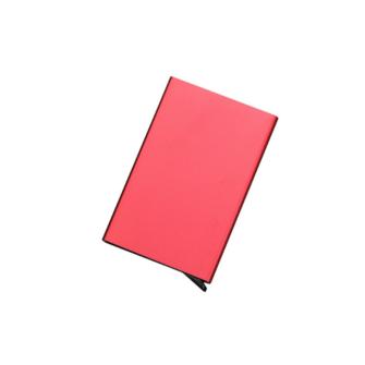 kaarditasku rfid punane