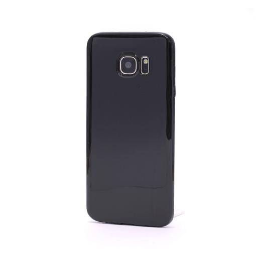 Samsung S7 Edge ümbris silikoonist must sas7e y17 min