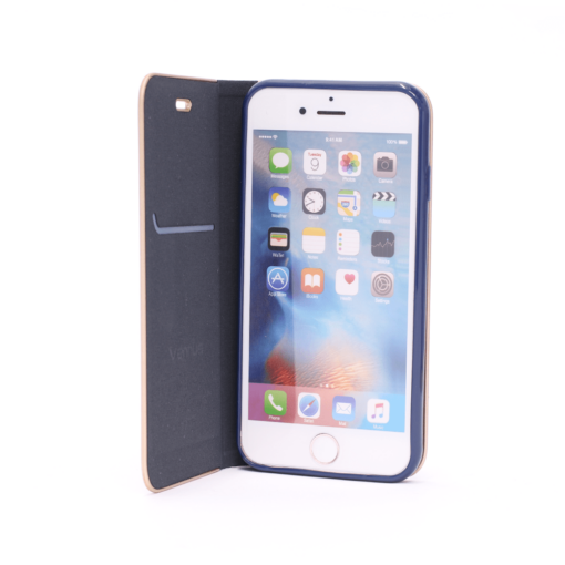 iphone 6 kaaned klapiga must vennus sinine ip6 y70 3 min