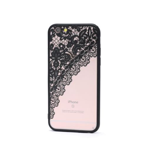 iPhone 6 6s ümbris must 2