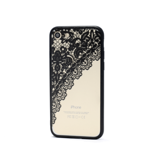iPhone 7 korpus must 2 kuldne iphone