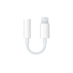 Apple iPhone lightning adapter connector 3.5mm