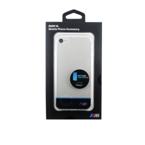 iPhone 7 BMW Silver Stripe 2