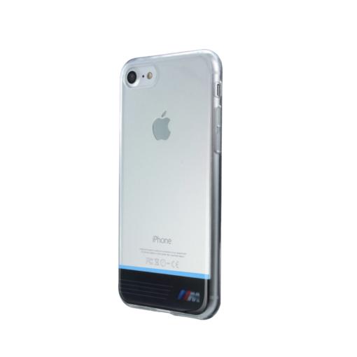iPhone 7 BMW Silver Stripe