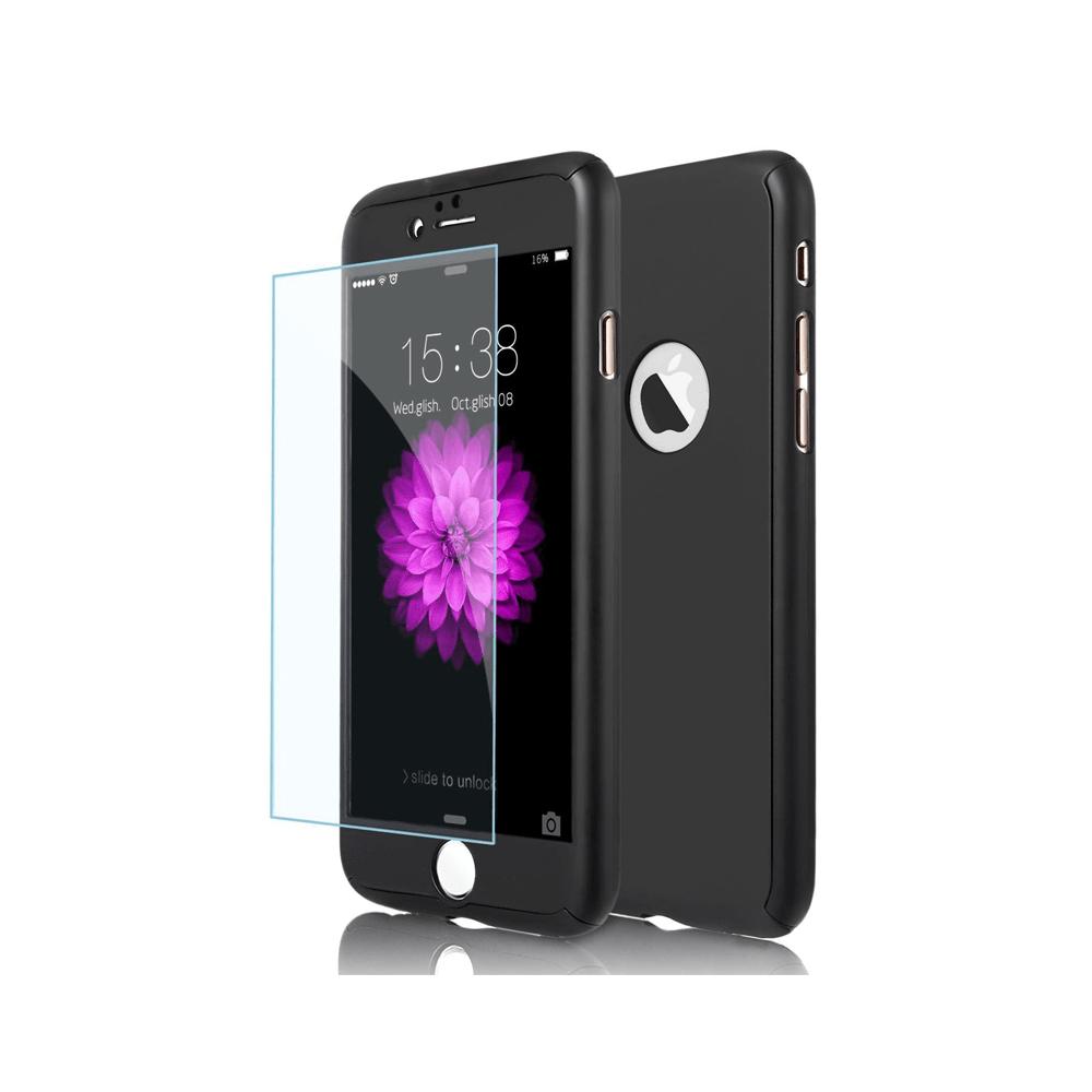 a6f85481ace iPhone 6/6s 360 kaitseümbris + kaitseklaas - Kaitseklaasid ...