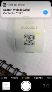 QR koodid on tagasi