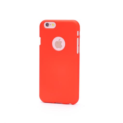 iPhone 6 6s ümbris goospery punane matt pehme