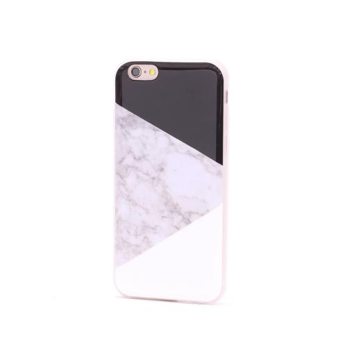 iPhone 6 6s ümbris silikoonist marmor 3 8