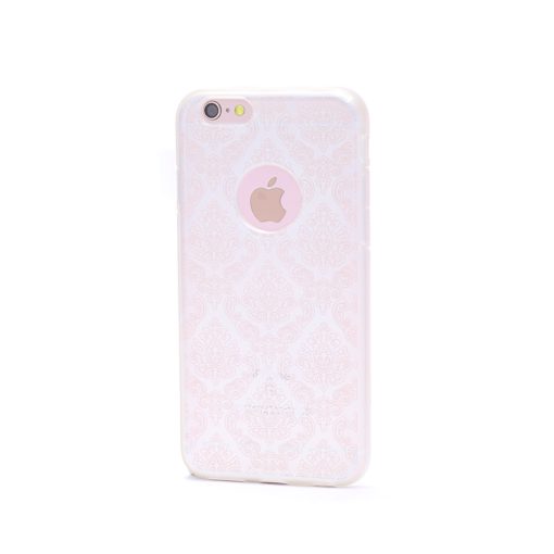 iPhone 6 6s korpus muster valge