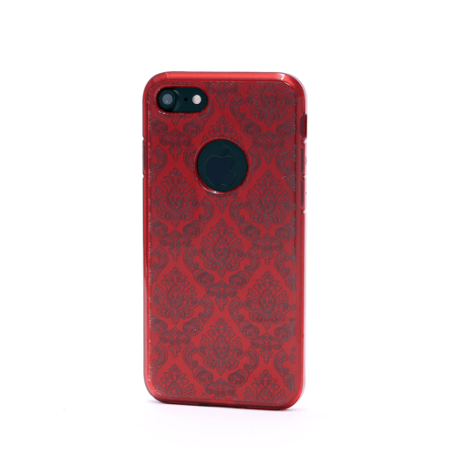iPhone 8 7 ümbris vintage punane 2