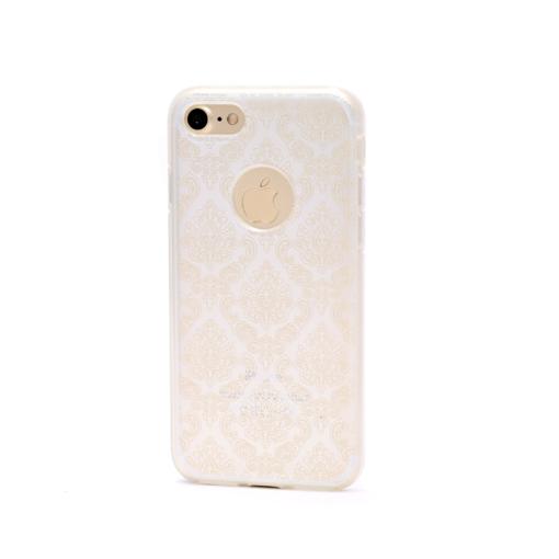 iPhone 8 7 ümbris vintage valge