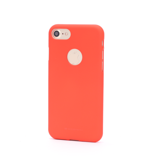 iPhone 8 7 goospery matt punane