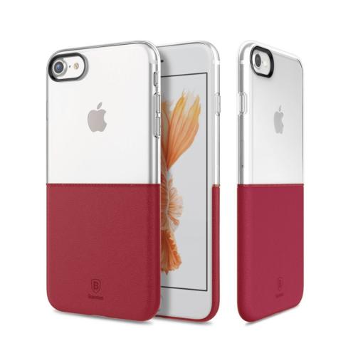 iPhone 8 7 ümbris Baseus Half to Half silikoonist 2