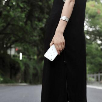 iPhone 8 7 ümbris Maoxin piisad silikoonist 3