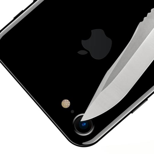 iPhone 8 7 kaamera kaitseklaas 2