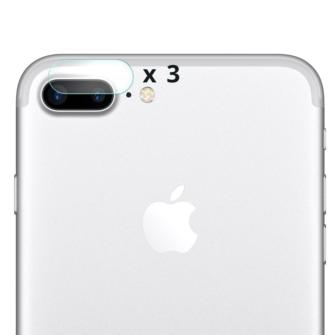 iPhone 8 plus 7 plus kaamera kaitseklaas 1
