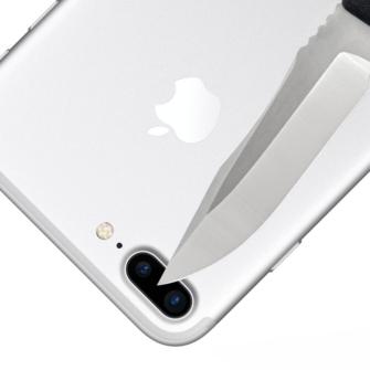 iPhone 8 plus 7 plus kaamera kaitseklaas 2