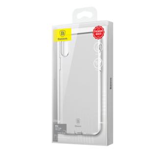 iPhone X ümbris Baseus Simple Gel TPU silikoon läbipaistev 7