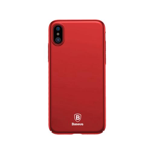 iPhone X ümbris Baseus Ultra Thin Punane