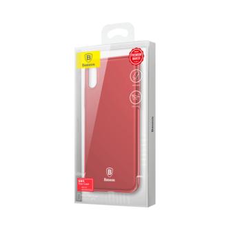 iPhone X ümbris Baseus Ultra Thin Punane 6
