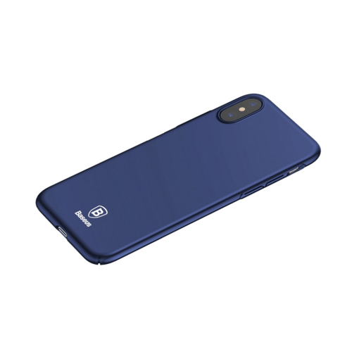 iPhone X ümbris Baseus Ultra Thin Sinine 2