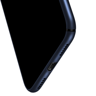 iPhone X ümbris Baseus Ultra Thin Sinine 4