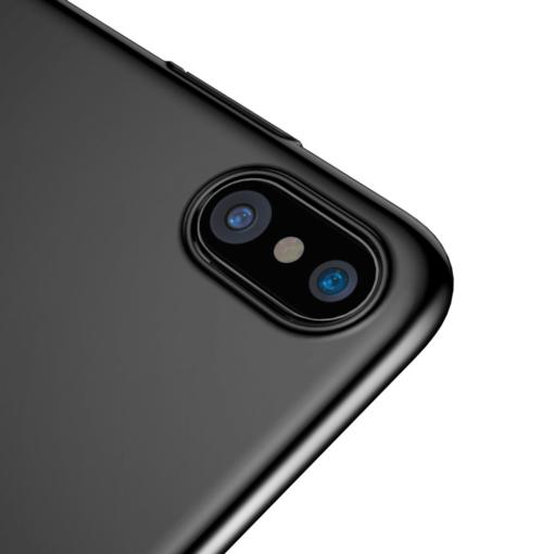 iPhone X ümbris Baseus Ultra Thin must 3