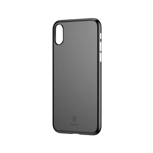 iPhone X ümbris Baseus Wing Case Ultra Thin must