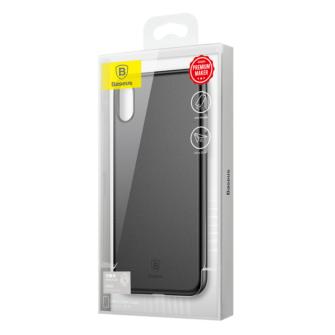 iPhone X ümbris Baseus Wing Case Ultra Thin must 8