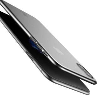 iPhone X ümbris Baseus Wing Case Valge 4