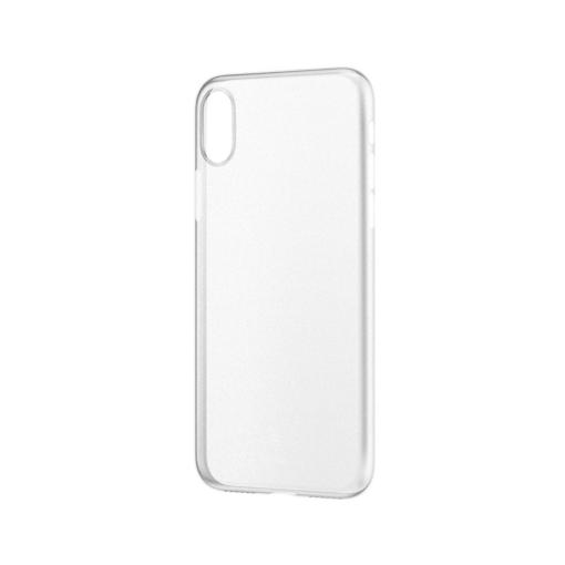 iPhone X ümbris Baseus Wing Case Valge