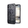 iPhone X ümbris Ringke Air Prism Glitter 3D silikoonist ümbris hall