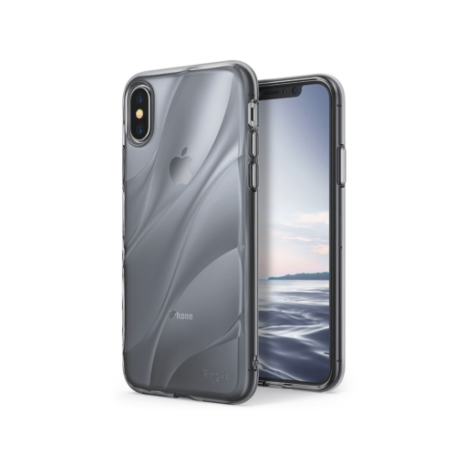 iPhone X ümbris Ringke Flow Case Cover Gray Hall
