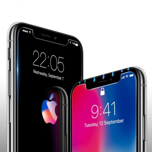 iPhone X kaitseklaas 2