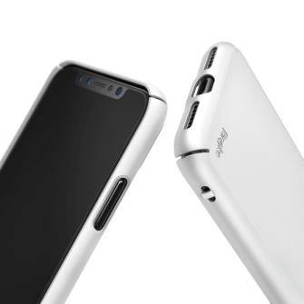 iPhone X korpus Rinke Slim plastikust must 1