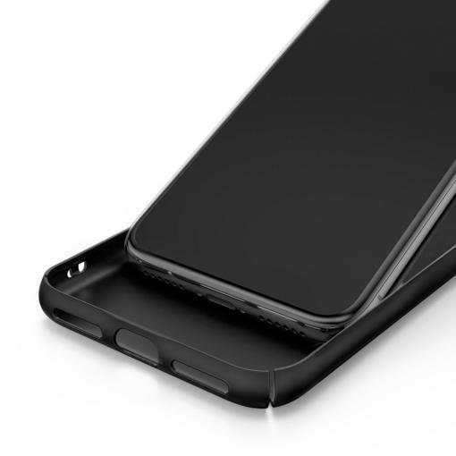 iPhone X korpus Rinke Slim plastikust must 2
