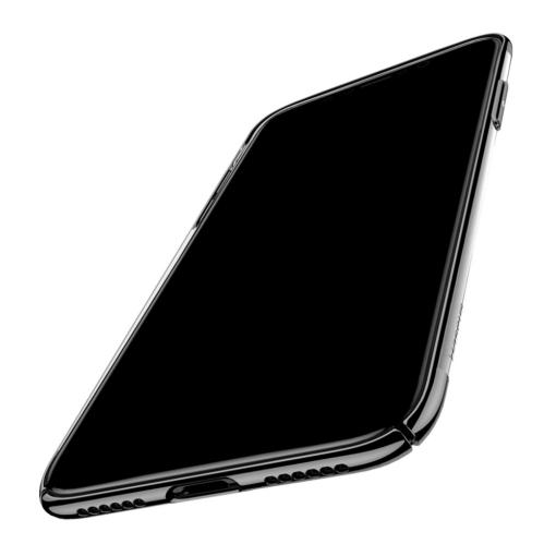 iPhone X tagus Baseus Glitter Hard PC plastikust must 3