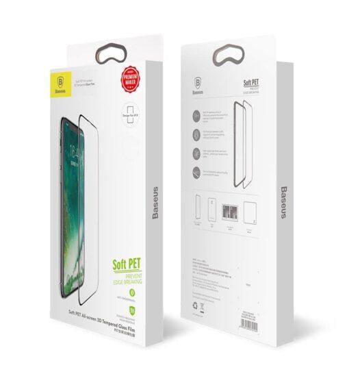 iPhone XS kaitseklaas ja iPhone X kaitseklaas 1