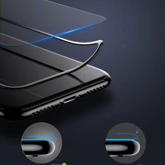 iPhone XS kaitseklaas ja iPhone X kaitseklaas 10