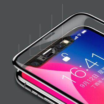 iPhone XS kaitseklaas ja iPhone X kaitseklaas 12