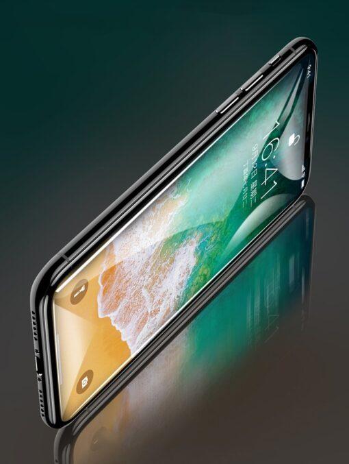 iPhone XS kaitseklaas ja iPhone X kaitseklaas 15