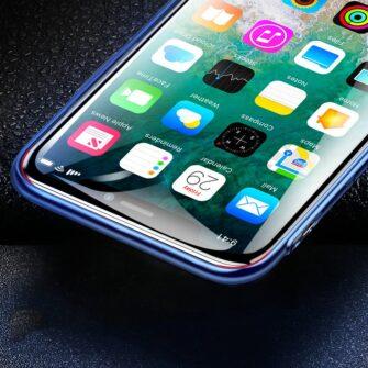 iPhone XS kaitseklaas ja iPhone X kaitseklaas 18