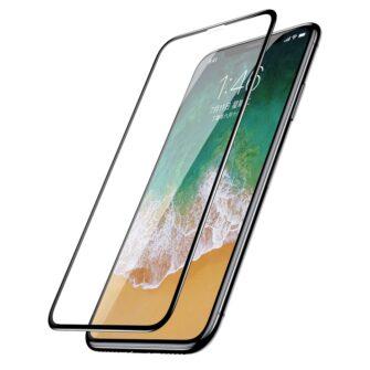 iPhone XS kaitseklaas ja iPhone X kaitseklaas 2