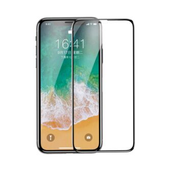 iPhone XS kaitseklaas ja iPhone X kaitseklaas 3