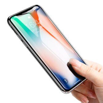 iPhone XS kaitseklaas ja iPhone X kaitseklaas 4