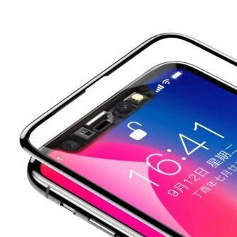 iPhone XS kaitseklaas ja iPhone X kaitseklaas 5