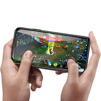 iPhone XS kaitseklaas ja iPhone X kaitseklaas 7