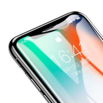 iPhone XS kaitseklaas ja iPhone X kaitseklaas 8
