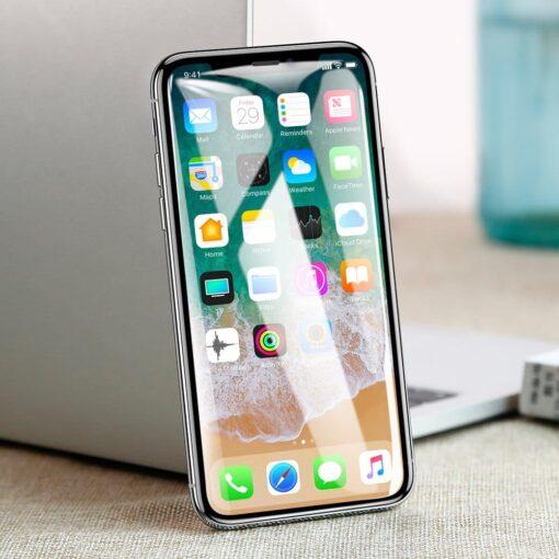 iPhone XS kaitseklaas ja iPhone X kaitseklaas 9